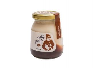Kravský čokoládový jogurt 200g