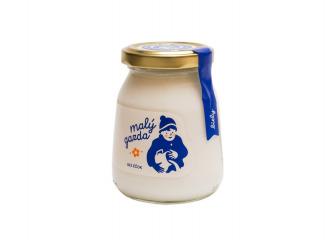 Kravský biely jogurt 200g