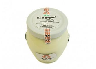 100% Ovčí biely jogurt 180g