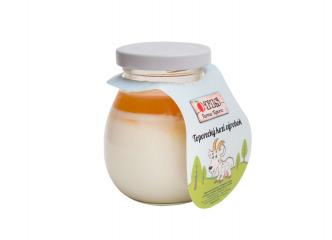 Kozí vanilkový jogurt 200g