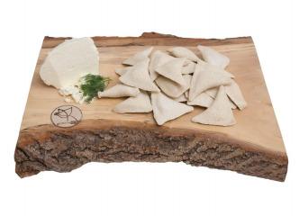 Bezlepkové tvarohové pirohy s kôprom od Gazdov 500 g