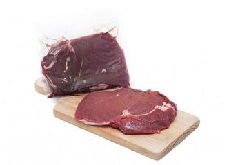 BIO teľací Rump steak Premium 500g