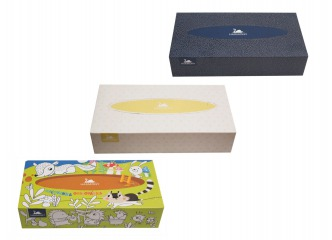 Kozmetické utierky Universal Box 150ks