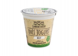 Ovčí jogurt biely 150g - Gemerské ovečky